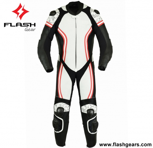 Men Motorcycle Summer One Piece Suit