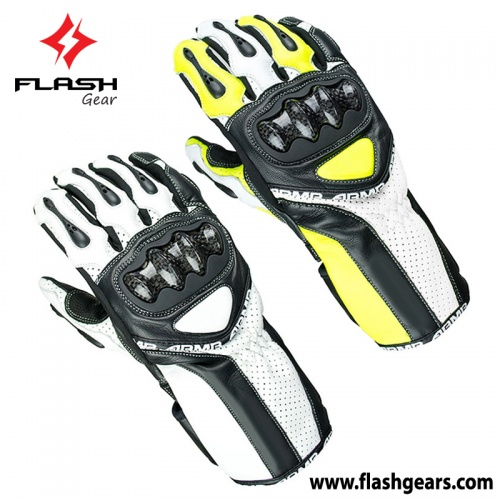 Flash Gear water Resistant Race Gloves