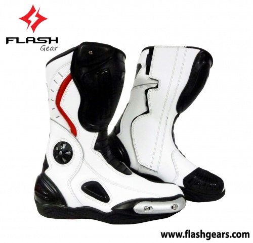 Motorcycle Men Race Boot