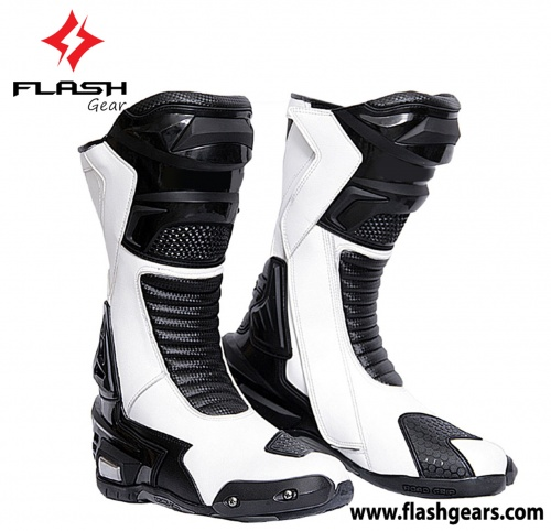 Motorcycle Top Gear Race Boot