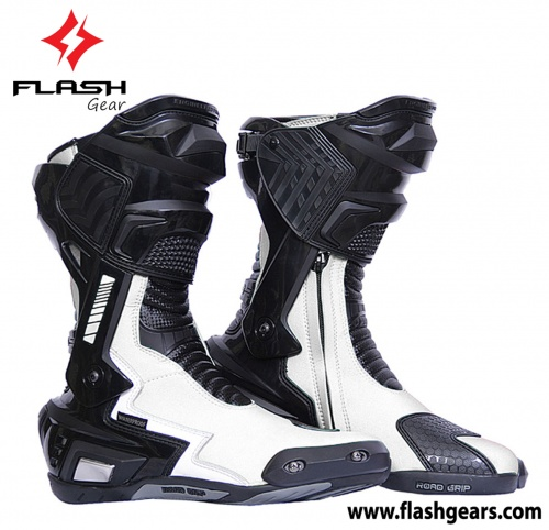 Motorcycle High Tech Race Boot