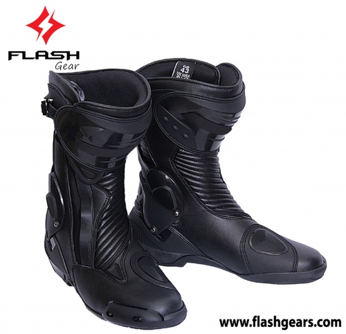 Motorcycle Long Riding Race Boot